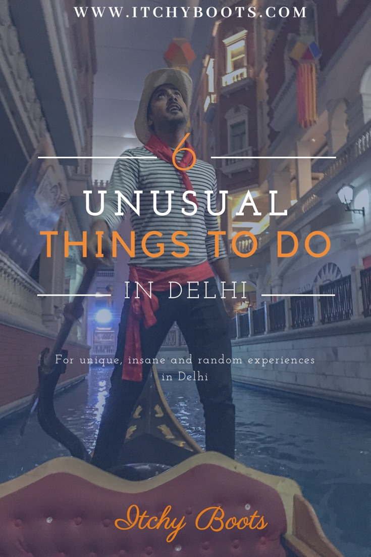 Delhi is a massive city with lots of things to do and see. But when you're there, don't miss out on these 6 unusual things to do in Delhi !