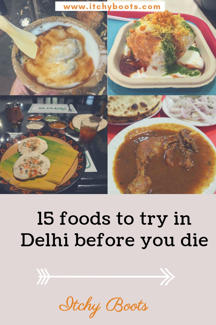 The food in Delhi is lip-smacking good, but you have to know where to find it! These are 15 foods you HAVE to try in Delhi before you die!