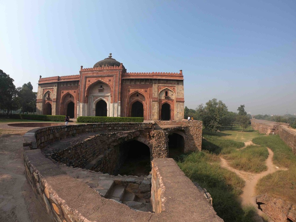 Purana Qila - New Delhi, India