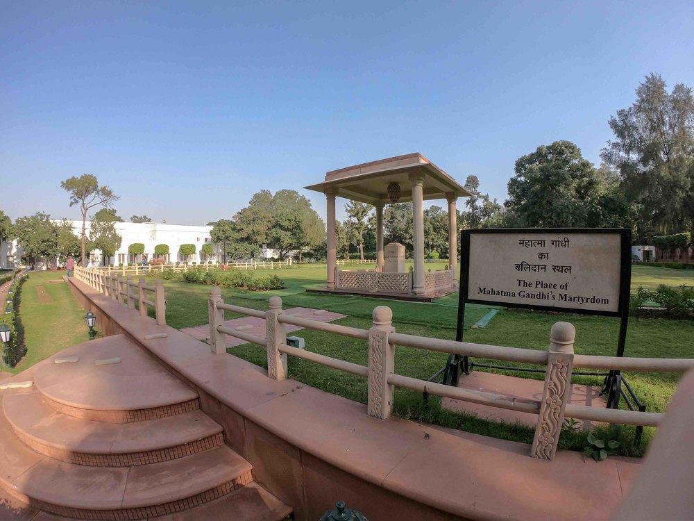 Gandhi Smriti - New Delhi, India