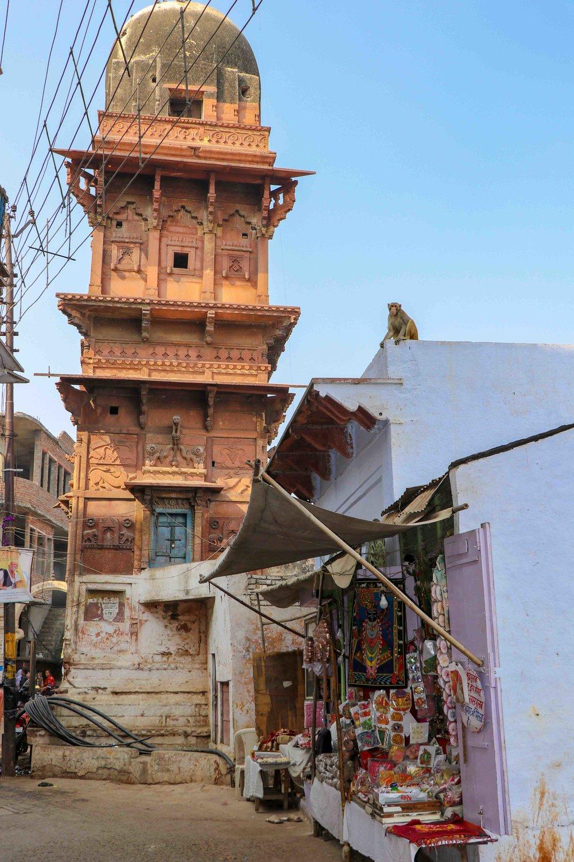 Mathura, India.