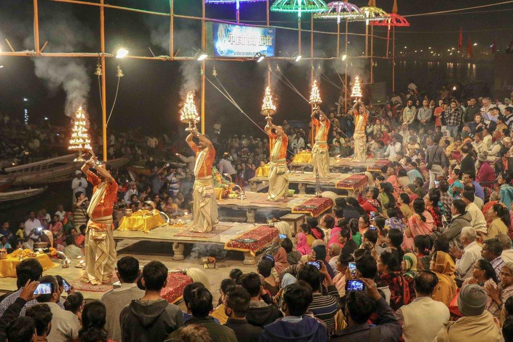 Ganga Aarti Fire Ritual Varanasi.jpg