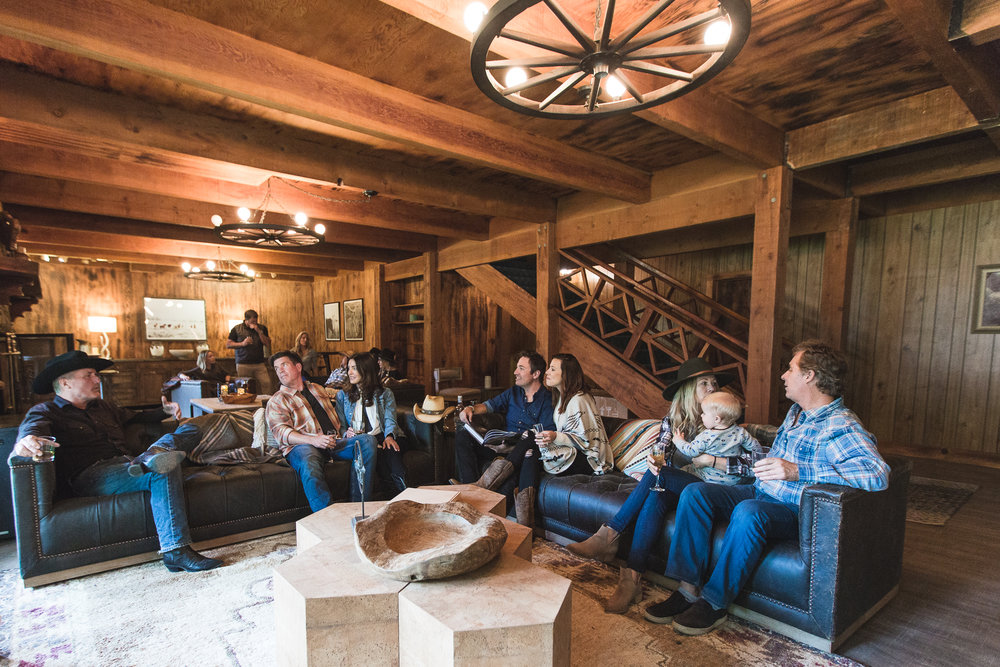 Greenhorn Ranch is Perfect for parties