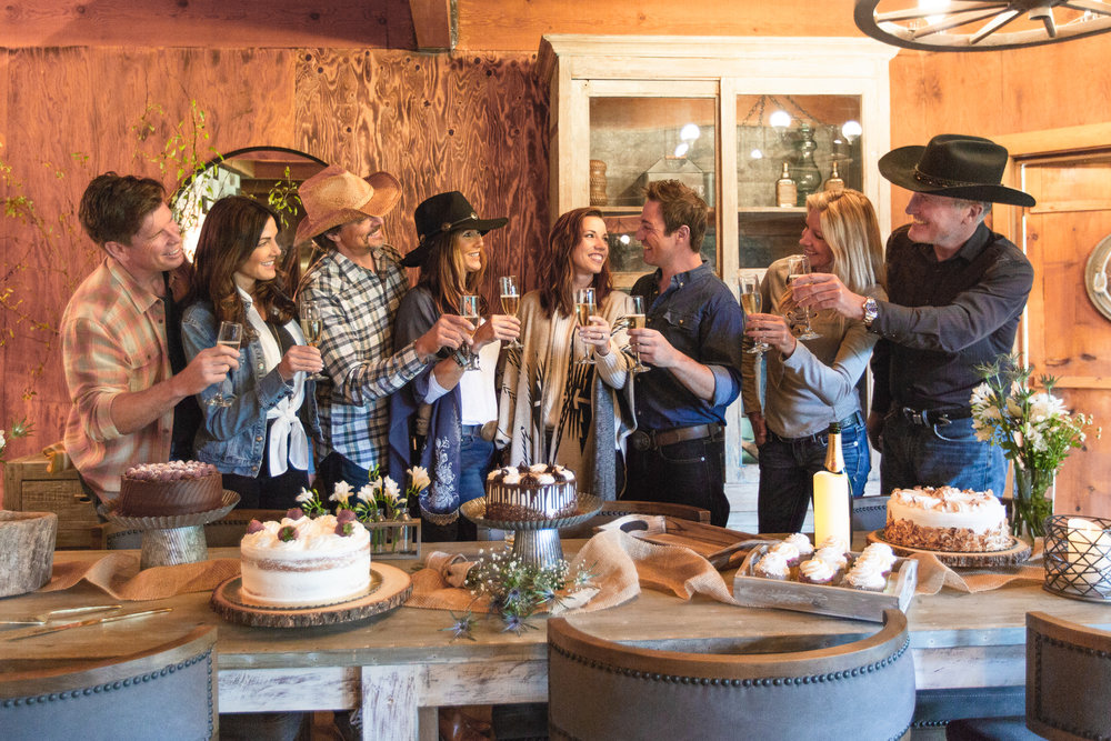 Host your party at Greenhorn Ranch