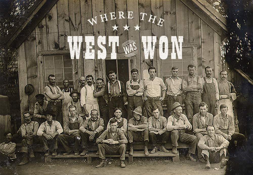 Historic photos of Greenhorn Ranch, Quincy California
