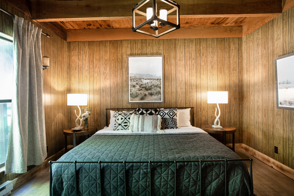 Lodge King Room at Greenhorn Ranch