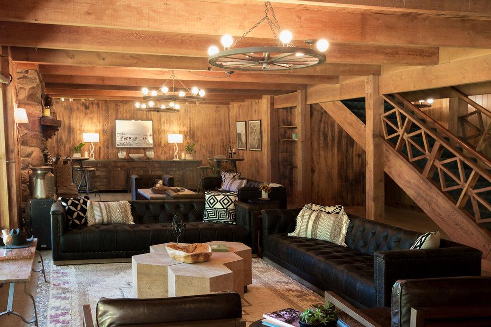 Greenhorn Ranch Main Lodge