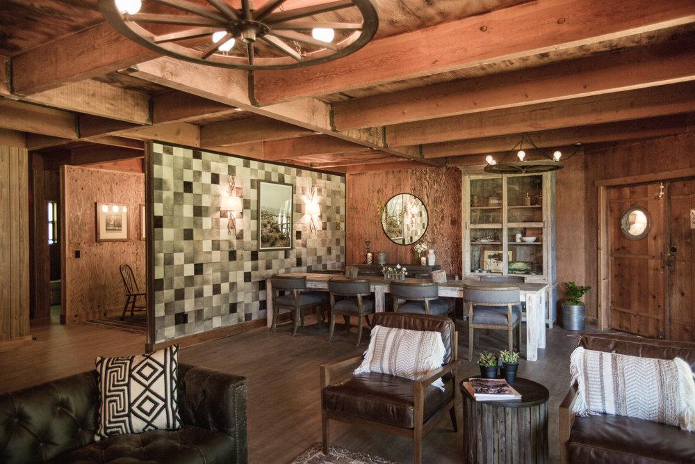 Lodge meeting space