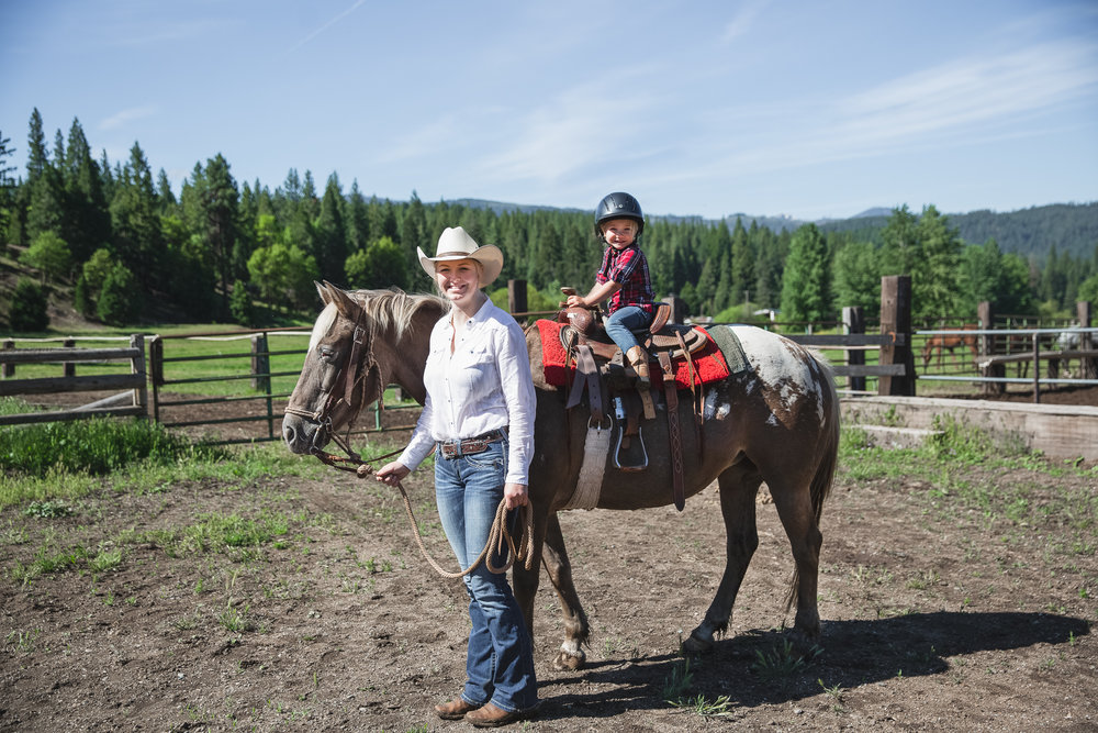 Greenhorn Ranch matches horses and riders