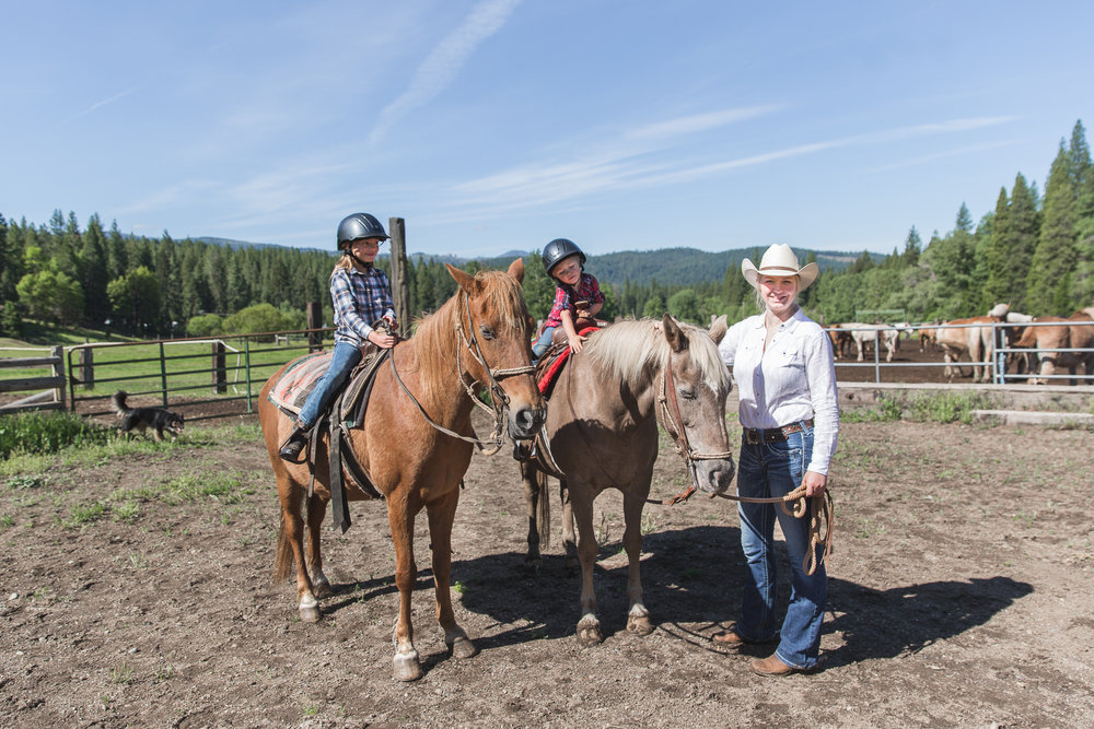Greenhorn Ranch Rider assessment