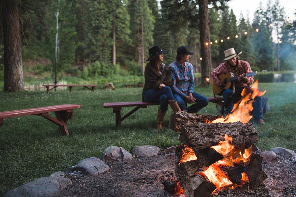 Campfire Sing alongs