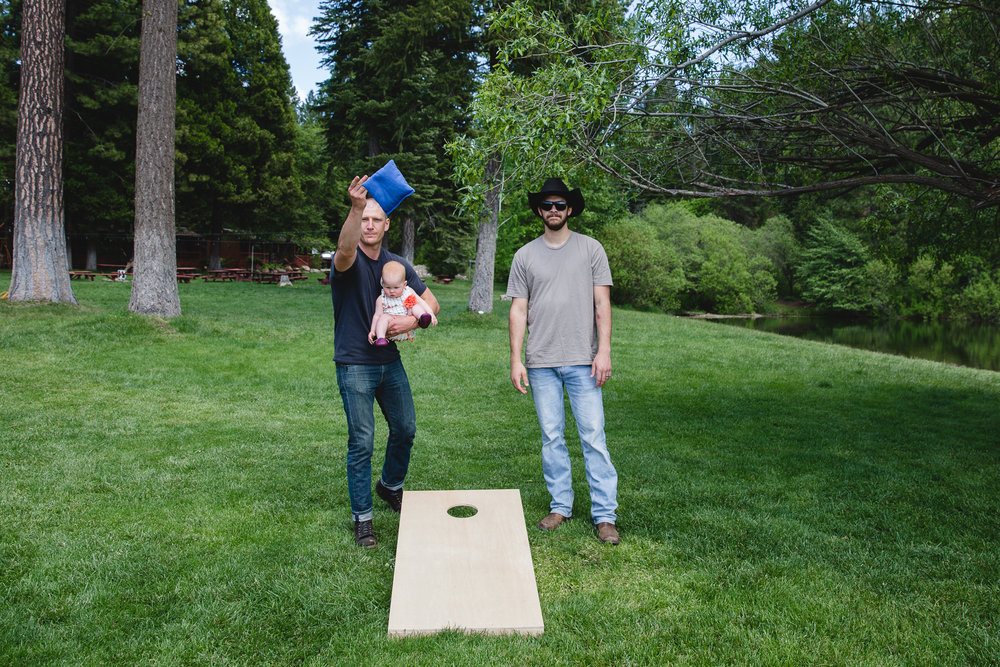 Lawn Games at Greenhorn Ranch