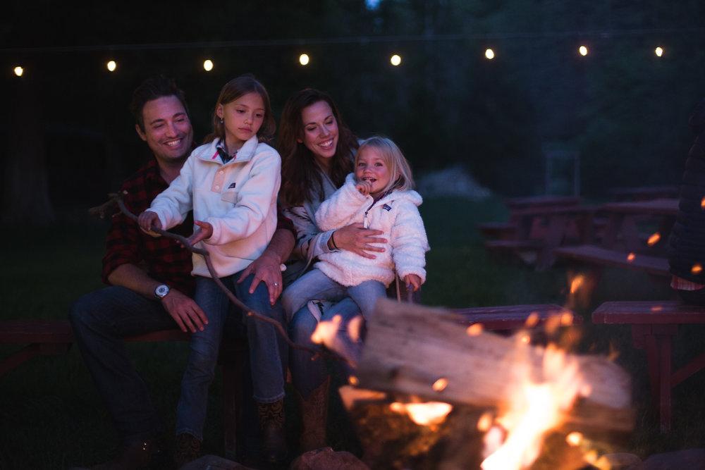 Family celebration vacations