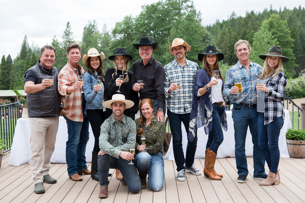 At Greenhorn Ranch, Our family wants you to be a part of their family