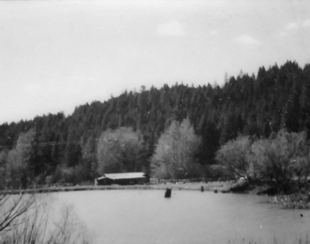 Greenhorn Ranch Lake 1962