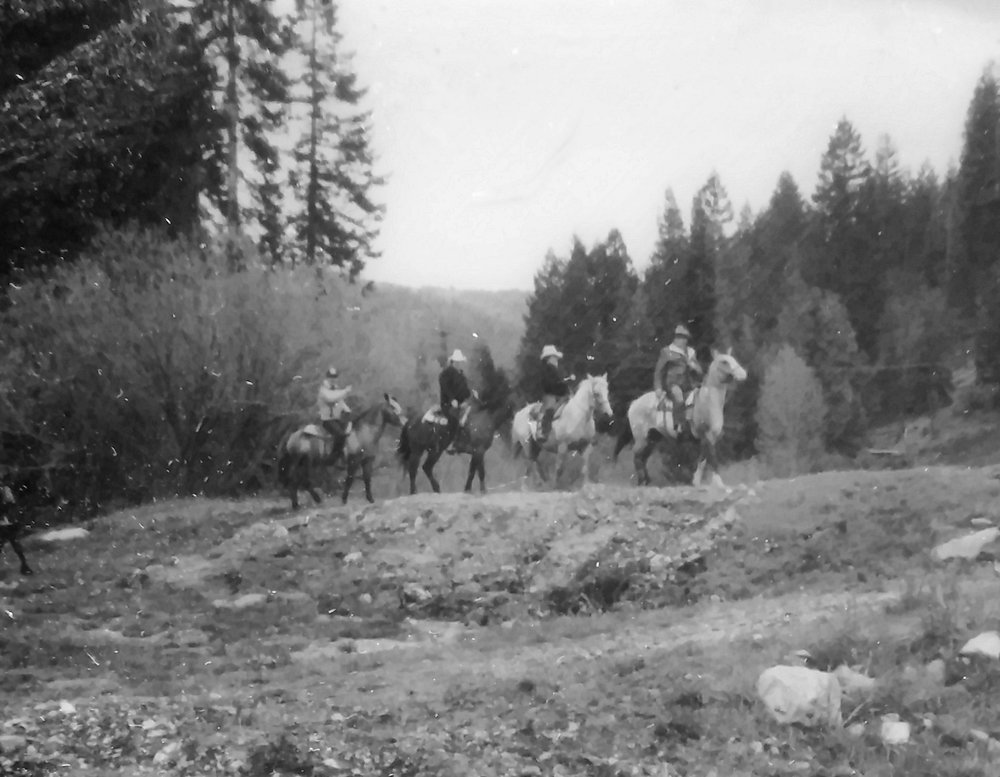 Greenhorn Ranch Wranglers 1962