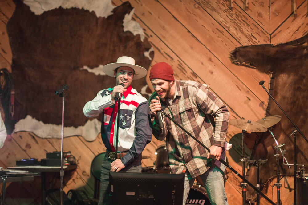 Cowboy Karaoke