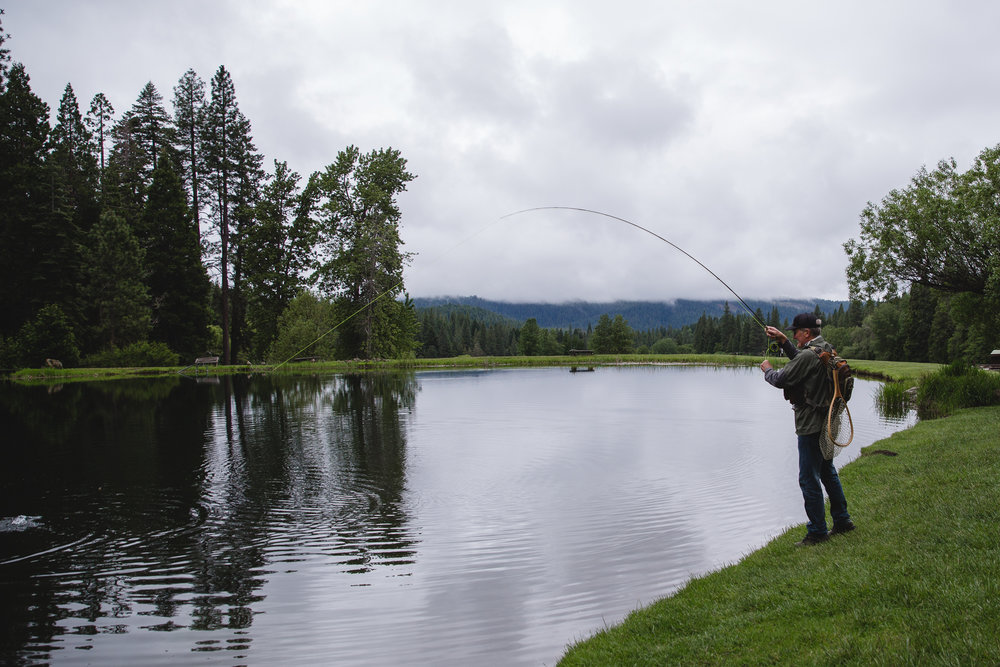 Greenhorn Ranch Fishing