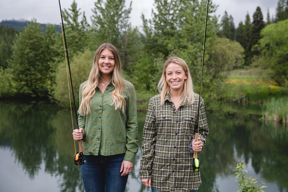 women's fly fishing retreat at Greenhorn Ranch