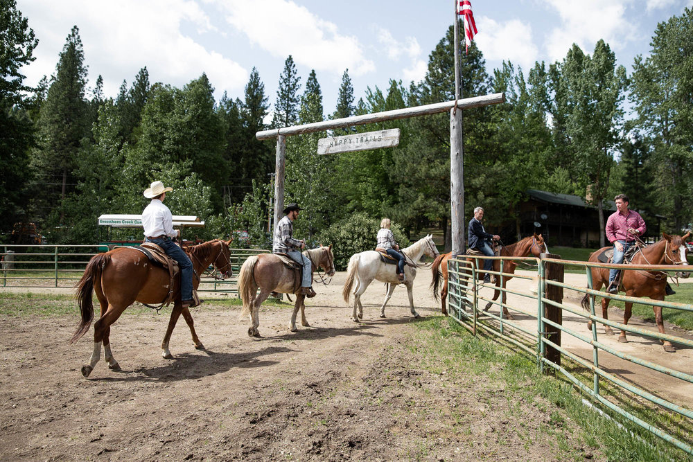 What is a dude Ranch