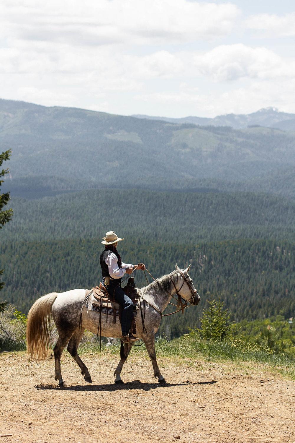 Greenhorn Dude Ranch