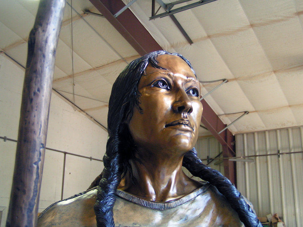 """Sacajawea: Arduous Journey"" by Carol Grende"