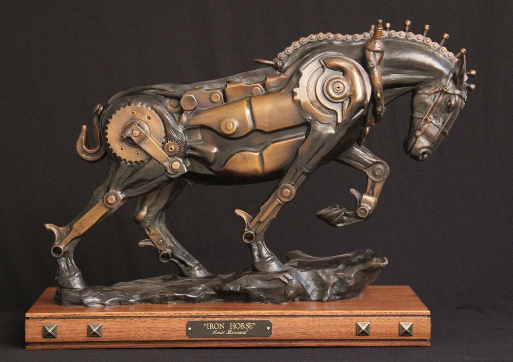 """Iron Horse"""