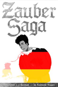 2014 Spell Saga German w/Raimund Ruppel announcment