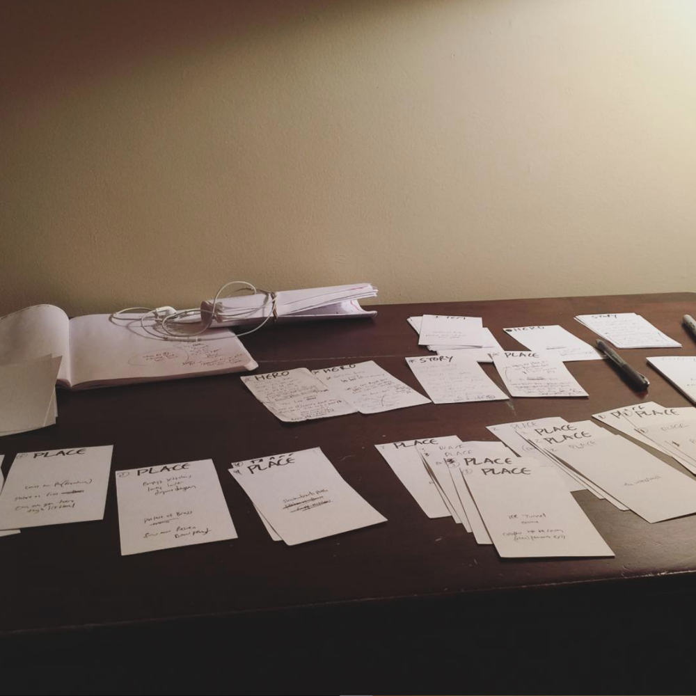 2015 rwPSAR design work begins.