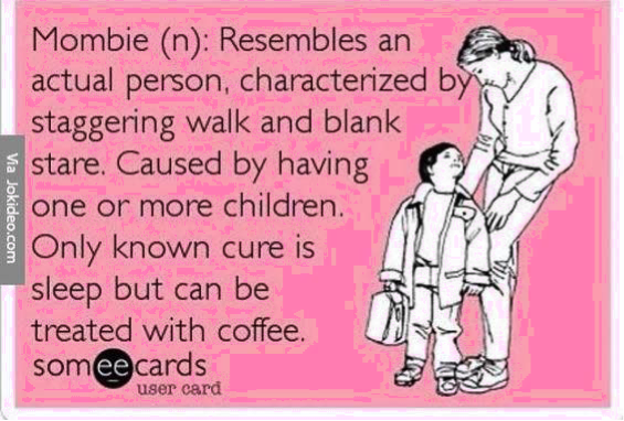 At  Agape Moms  we specialize in  #mombie treatment We promise to keep the coffee flowing and to welcome you into a tribe of mamas who  #bringtheirmess  instead of their hustle. Join us tomorrow at 9am!  #allaboutjesus   #mombieswelcome