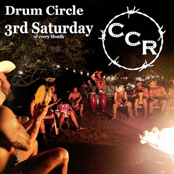 CCR_Drum Circle