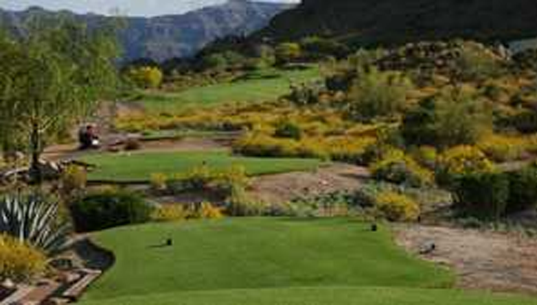Queen Valley Golf -