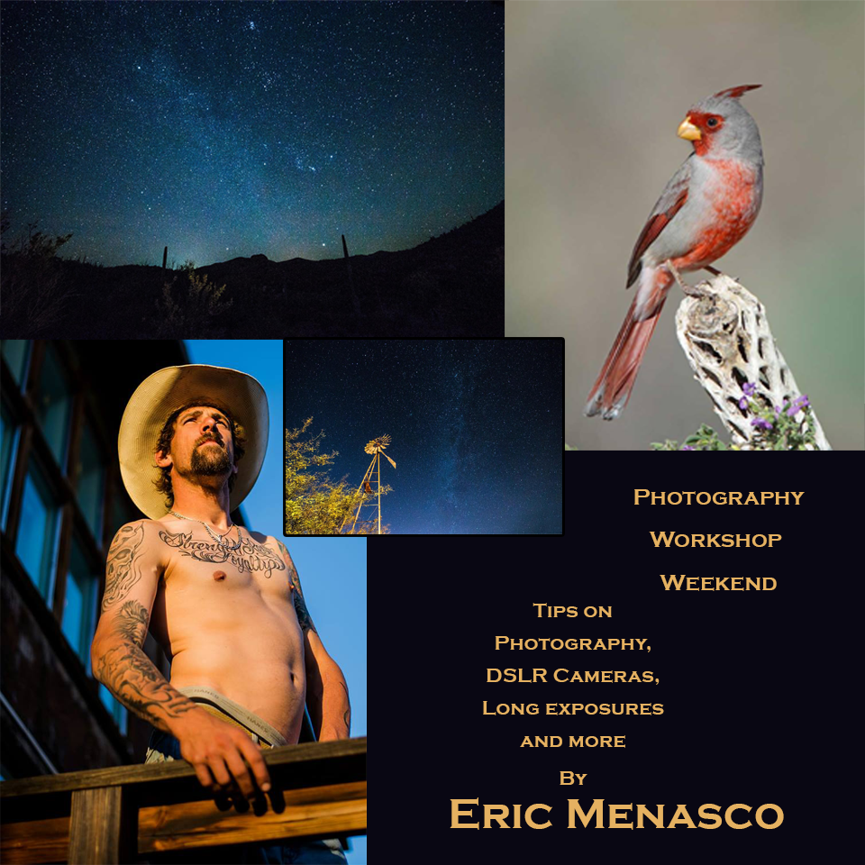 Copper Cactus Ranch Photography Workshop with Eric Menasco