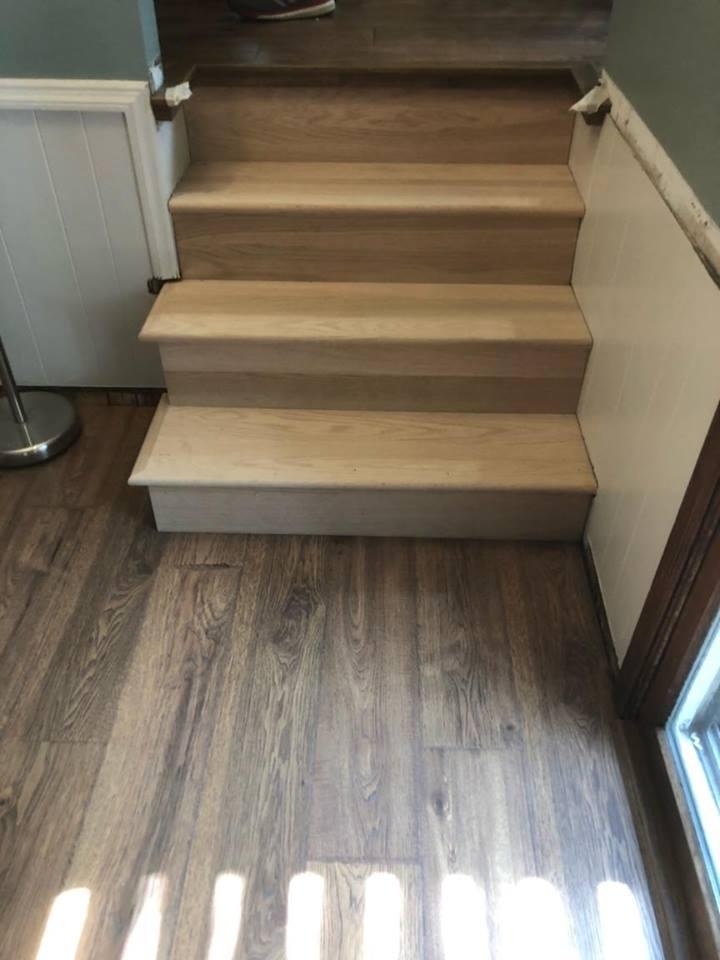 Omaha Wood Stairs