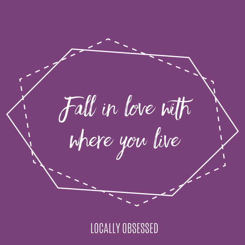 Fall in love with where you live