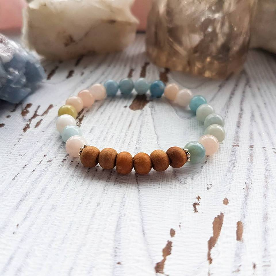 Beaded Diffuser Bracelet, Under the Sun Jewelry