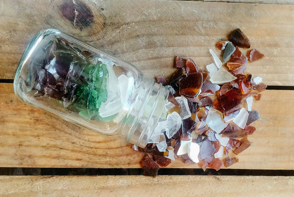 Beach Glass Collection