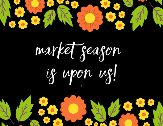 Locally Obsessed Spring Market List