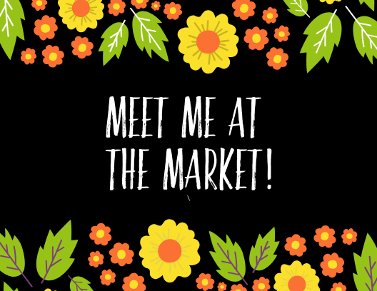 Meet me at the Market, Locally Obsessed