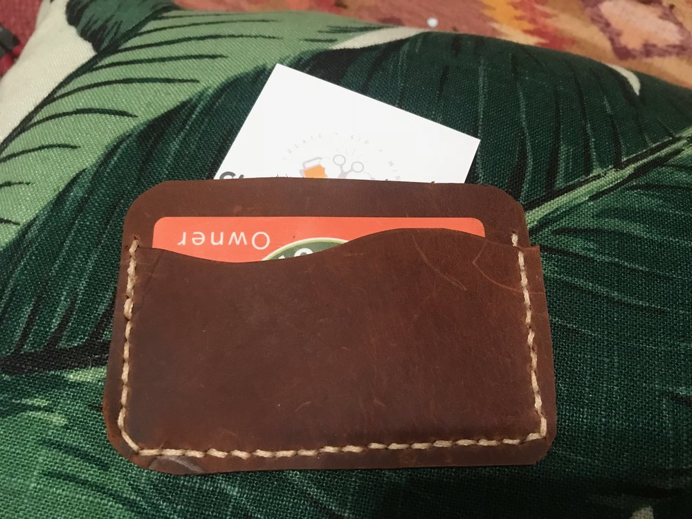 "Minimalist Wallet ""The Dylan"""