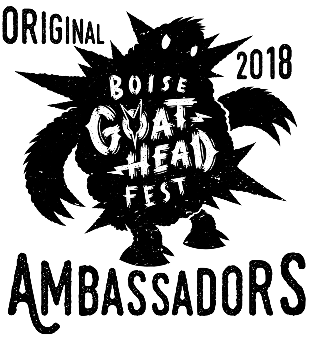 Boise goathead fest ambassador