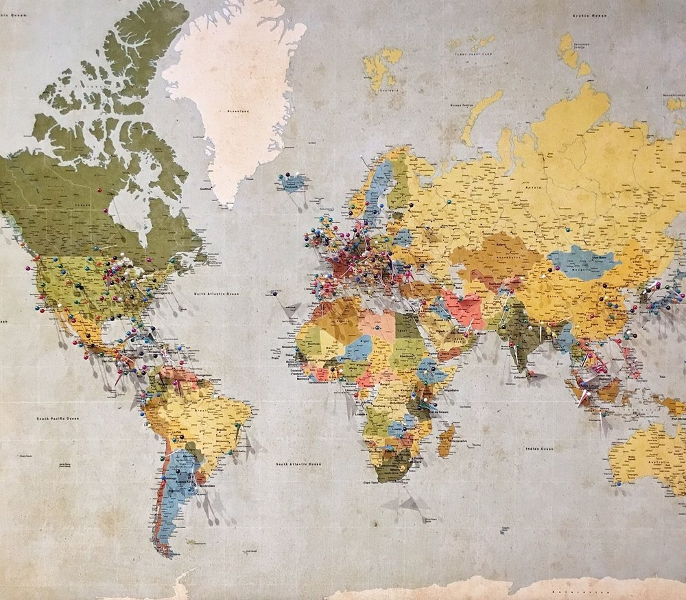 International - Whether you are new to America or English is just not your first language, we are glad you are here and look forward to ministering to you.
