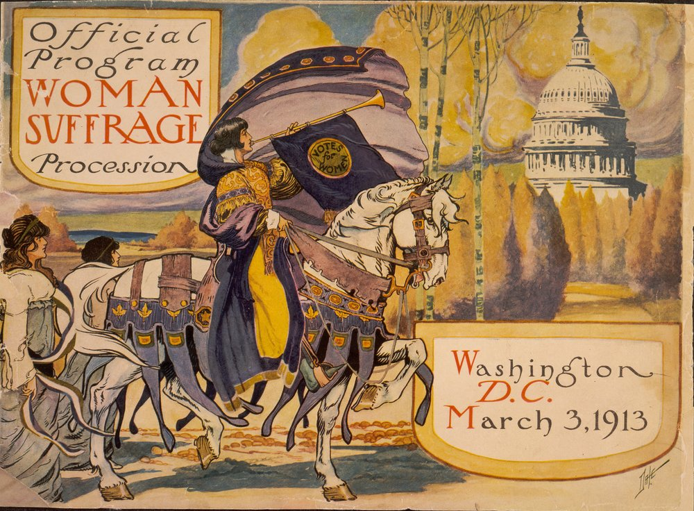 1913 Suffrage Parade.jpg