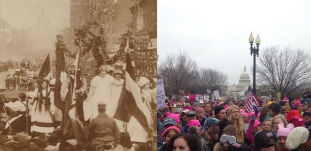 The WomensMarch - Standing on the shoulders.jpg