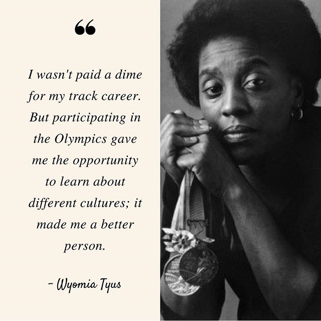 Wyomia Tyus made history by becoming the first person to retain the Olympic title in the 100 meter dash. 🏃🏾‍♀️ At the young age of 19, Tyus set an awe-inspiring precedent for women of color and inspired millions! Happy birthday Wyomia!! #WomenWeCelebrate #Herstory #WomensHistory