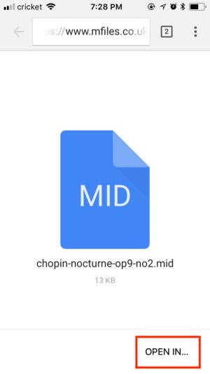 midi files download