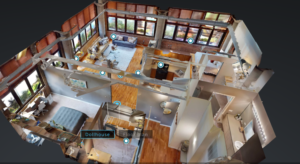 360˚ Virtual Tours - even better than being there in person