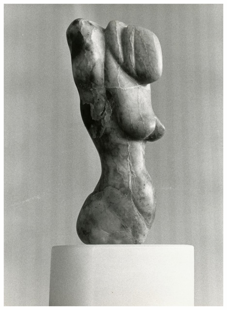 1980's Soapstone Sculpture