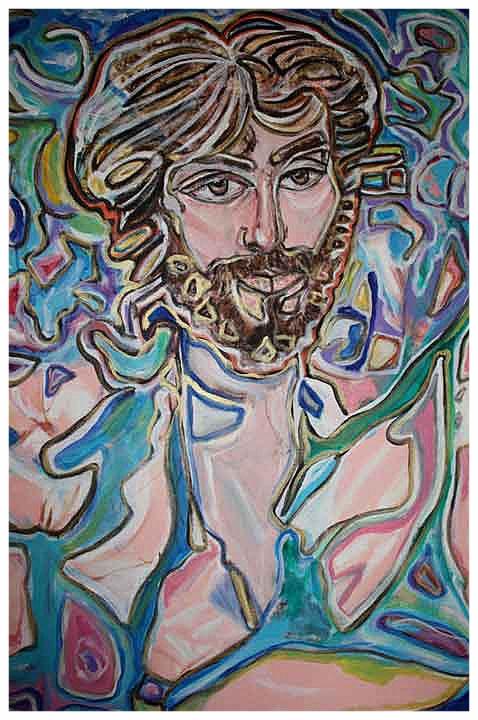 Joshua 1984 Acrylic