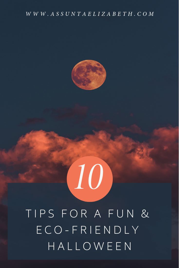 10 Ways to Keep Your Halloween Fun & Eco-Friendly